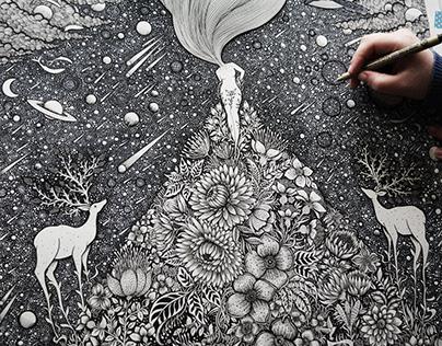 Oblivion- Artwork