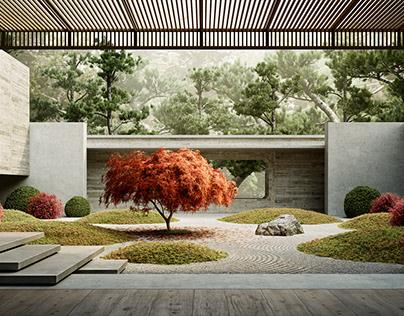Japanese Garden - Lumas