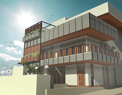 The Bangalore House