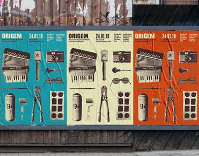 Origem - Poster Design