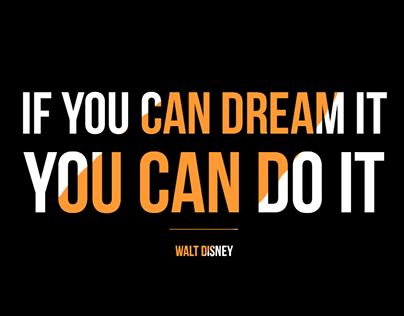 Motivational Quote Graphics