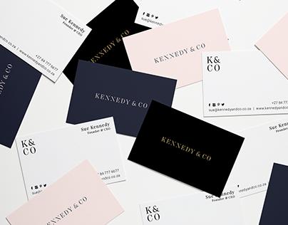 Kennedy & Co - Branding