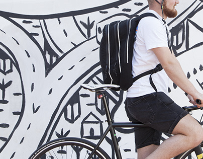 TOTEM urban mobility backpack