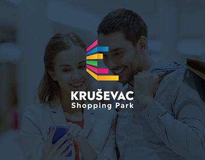 Kruševac Shopping Park - brand name & brand identity