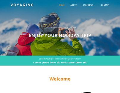 Tours &Travels Website Designing and Development