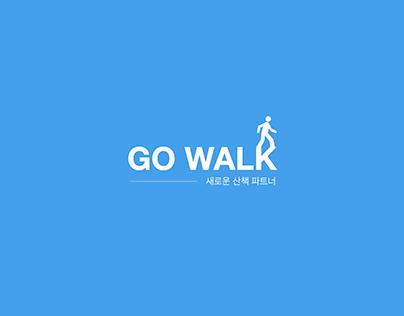 GO WALK - 산책 도우미 어플리케이션