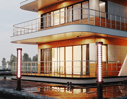 Houseboat/Exterior