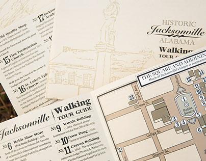 Jacksonville Historical Society Walking Tour Guide