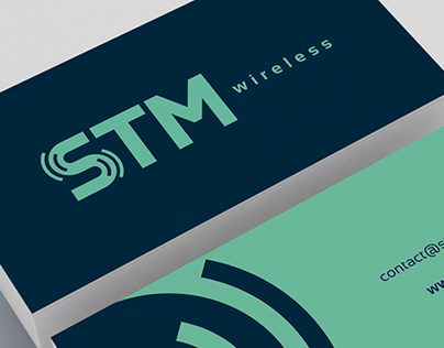 Identidade Visual | STM Wireless