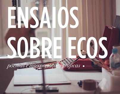 Vídeo e trilha sonora: Ensaios Sobre Ecos