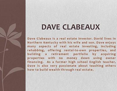 Dave Clabeaux   David Clabeaux   Dave-Clabeaux   David-