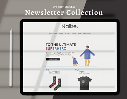 Email | Newsletter Collection