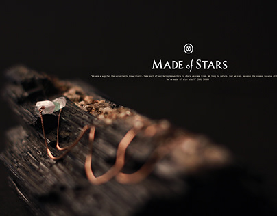 Jewelry - Made of Stars