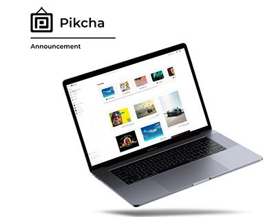 Pikcha UX Update