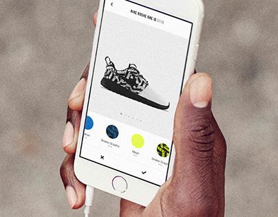 NIKEiD — vision prototype 2015