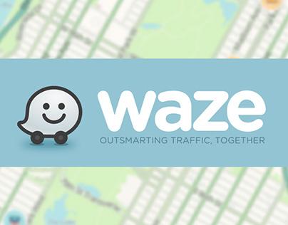 Para llegar solo usa Waze