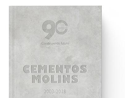 Cementos Molins 2003-2018