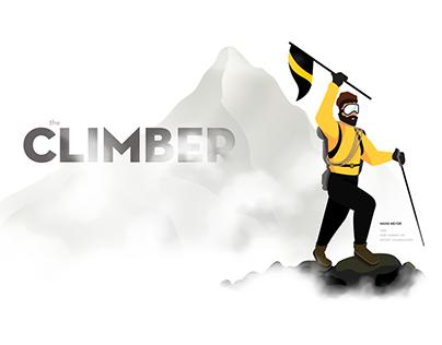 The Climber | Illustration