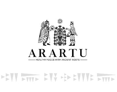 Logo Design and Branding for Arartu