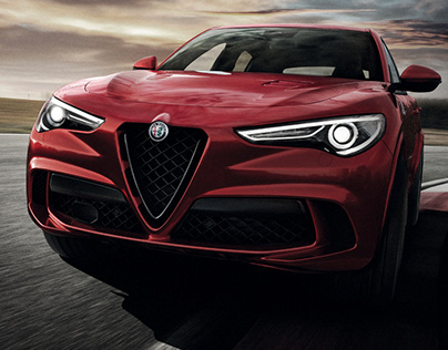 2020 Alfa Romeo Quadrifoglio