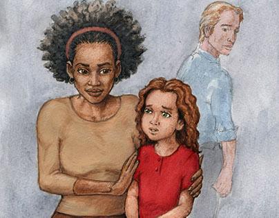 Illustrations for Children's Book (by Barnetta Sanford)