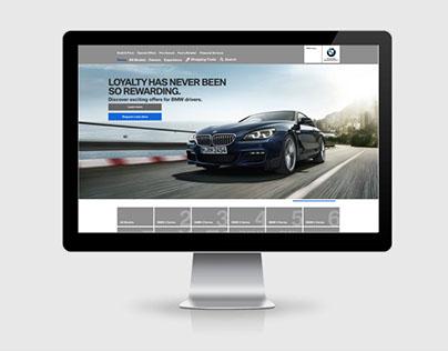 BMW Corporate Site