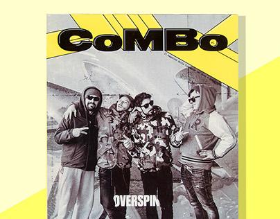 CoMBo. The new graffiti magazine