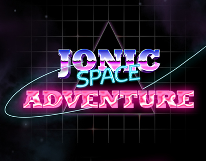 Jonic Space Adventure game artworks