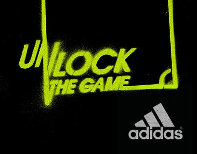 ADIDAS • Unlock the Game
