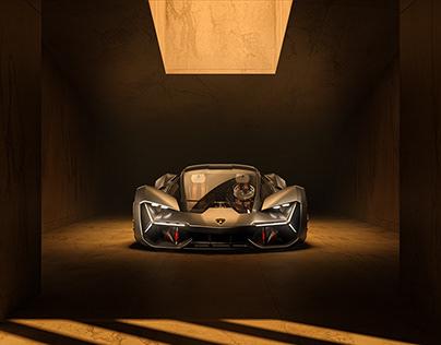 Lamborghini Terzo Millennio 2049