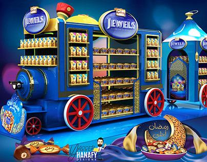 Jewels Ramadan Train
