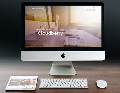 CLOUDBERRY WEBSITE