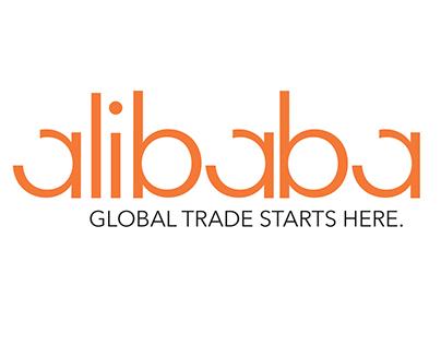 Alibaba logo redesign