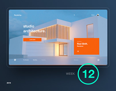 Si™ Daily Ui Design | Week 012 Collection
