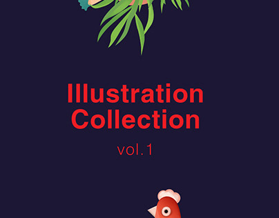 ILLUSTRATION ✦ COLLECTION