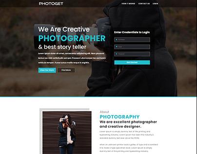 Photoget Creative Design