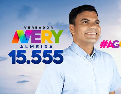 NERY ALMEIDA VEREADOR - MACEIÓ