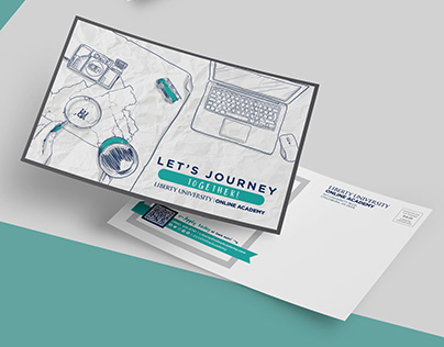2020 Direct Mailer Postcards - LUOA