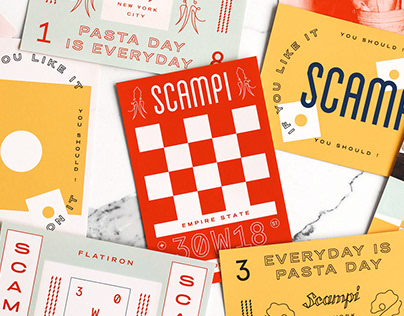 SCAMPI | Branding