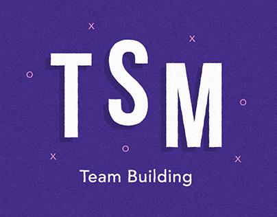 TSM Team Building - Digital Invitation Design