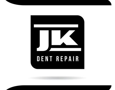 JK Dent Repair - Logo Design