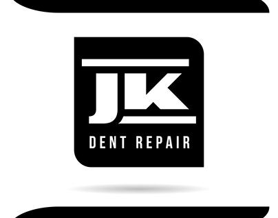 JK Dent Repair - Logo Design