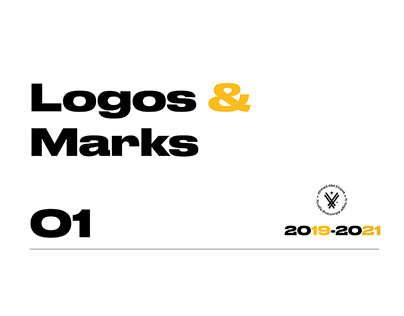 Logos & Marks 01 ( 2019 -2021 )