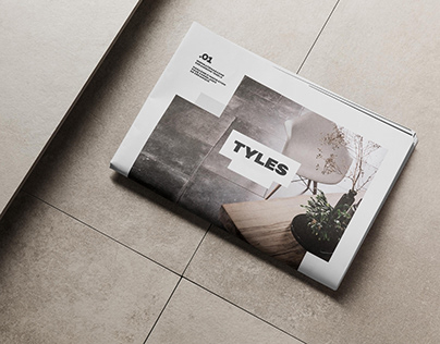 TYLES - branding