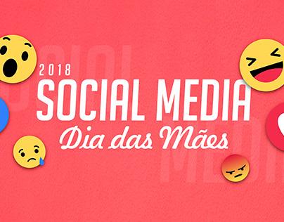 SOCIAL MEDIA | Dia das Mães