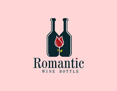 Romantic Wine | Wine Bottle | Wine Bottle Design