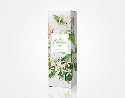 AVON – Celebre new packaging