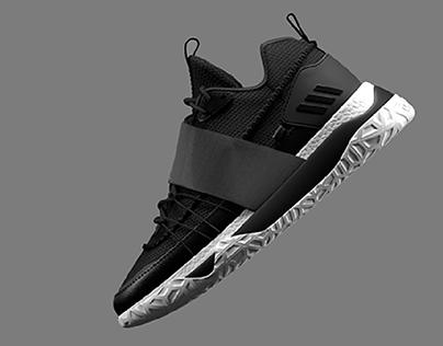 Sneaker design & 3d Model