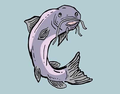 C for Catfish