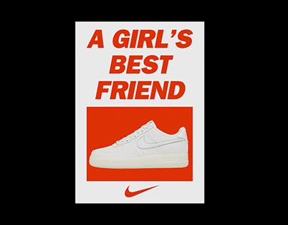 Nike Women // Bureau Mirko Borsche